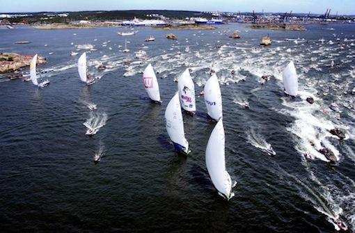 Volvo Ocean Race återvänder till Göteborg.