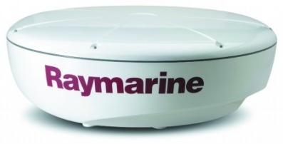 raymarine radome digital radar