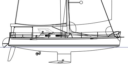 Den moderna skärgårdsbåten – däckslayout