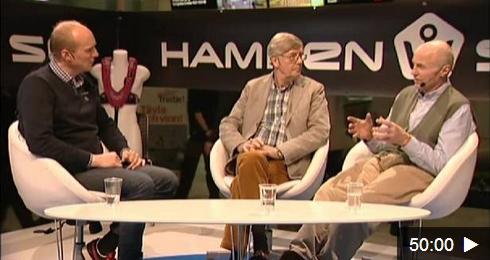 Hamnen live show med Håkkan Södergren