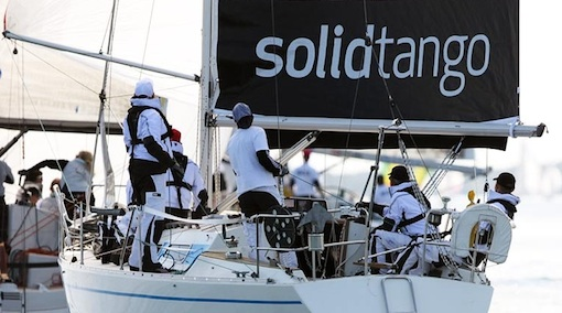 Solidtango segling