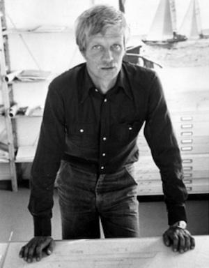 Peter Norlin på Sjöhistoriska