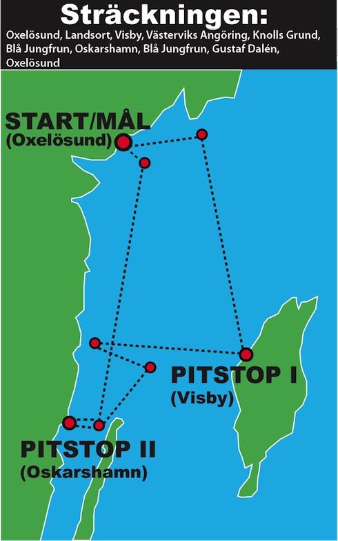 Bansträckning Watsk 2star