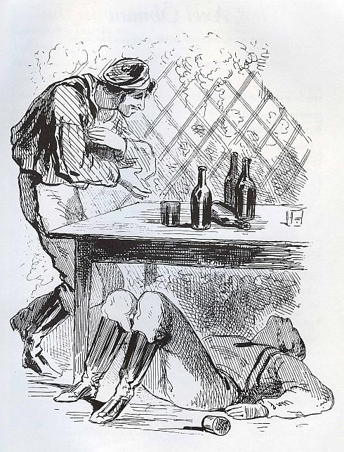Full sjöman - alkohol till sjöss