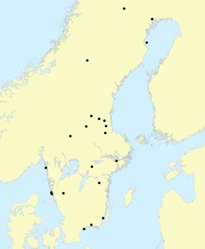 karta över omkomna