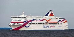 Silja Baltic Queen drunkningstillbud