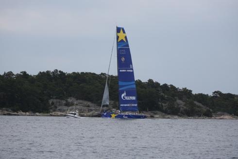 gipp for nära Björkö