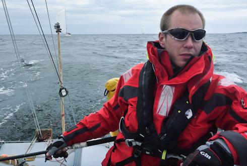 Magnus Nordgren -mariningenjören som älskar kappsegling och motorbåtsracing