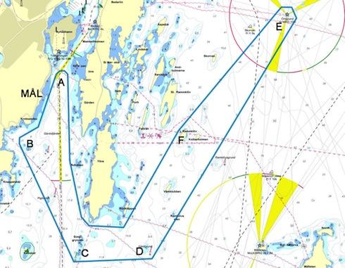 Bana Nynäs Offshore Race