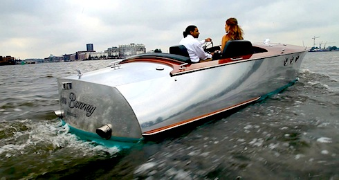 New Electric Nedcraft Silverback
