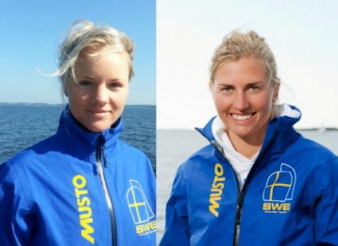 Lisa Ericson och Hanna Klinga