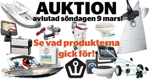 Se vad produkterna gick för i Hamnen.se's stora auktion!