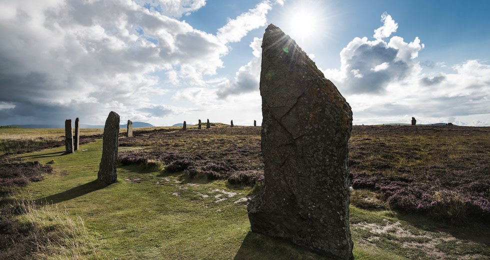 Reportage_2014_Upptacktsresan_Orkney_Orkney_-_Highland_Park_-_Rings_of_Bodgar_Artikel