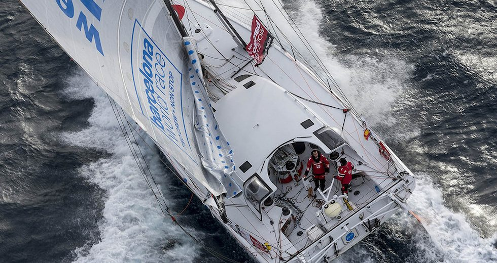 Barcelona World Race live