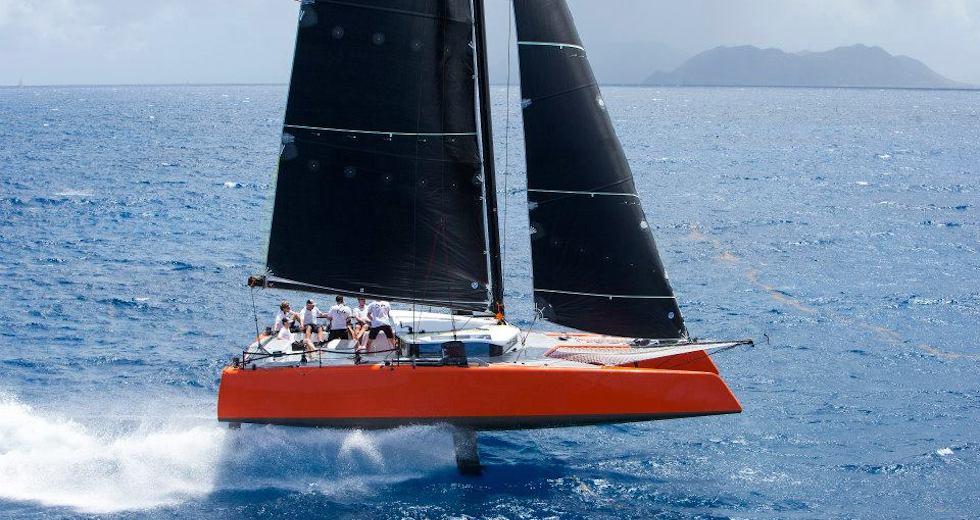 Gunboat G4 4