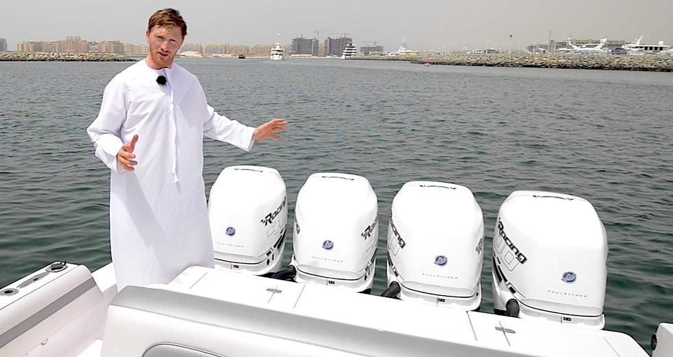 Dubai 4xMercury puff