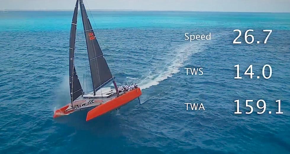 Gunboat G4 teknikal