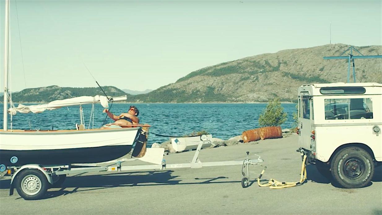 Sober sailing