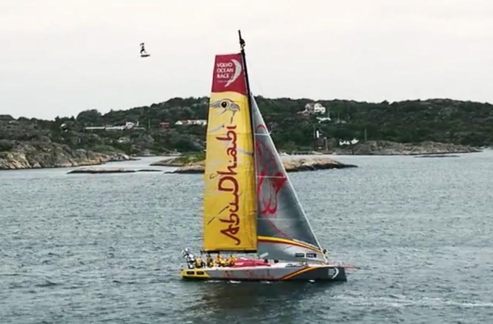 Kite hopp