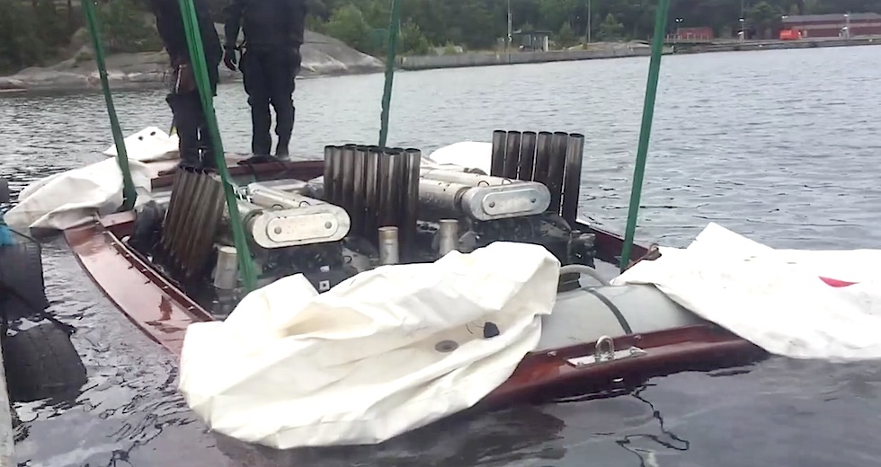Sverige rescue 1
