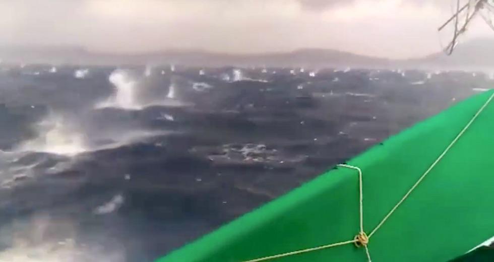 Mallorca hagel