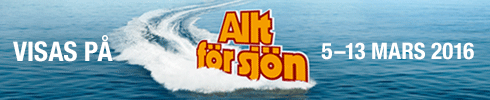 Visas på Allt för sjön, 5-13 mars 2016