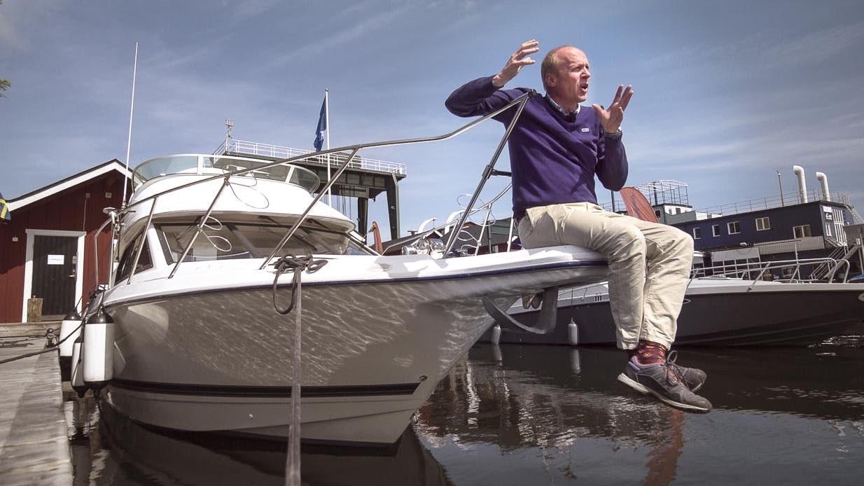 Bayliner 2858 test av begagnad båt