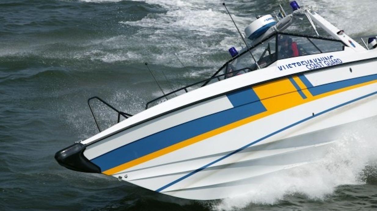 KBV speedboat