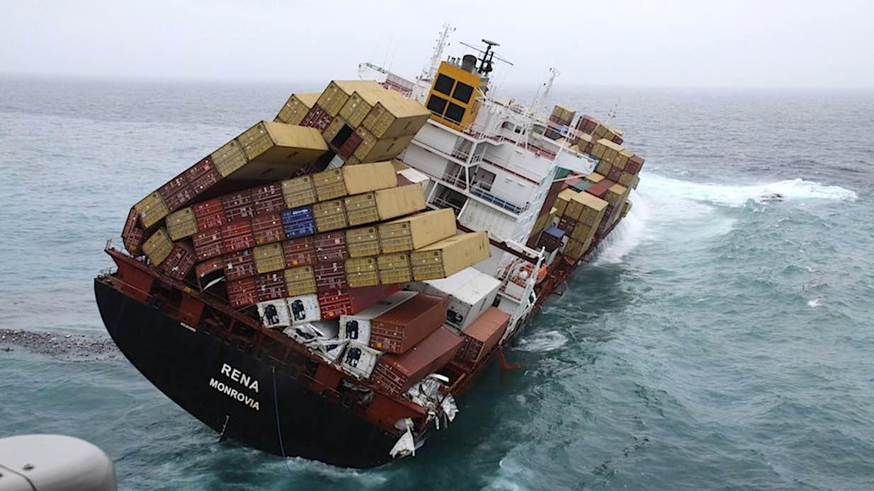 Maritime New Zealand puff