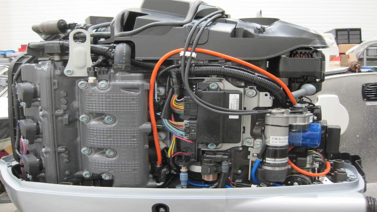 Oil Stick Oleum – första motorvärmaren för utombordare.
