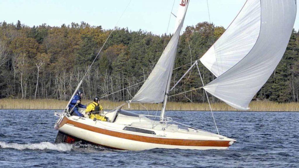 Pang! – Hamnen.se testar att gå på grund...