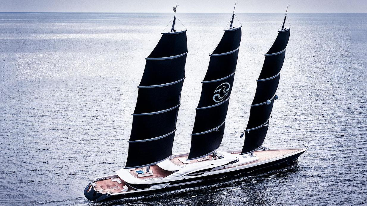 Black Pearl Superyacht