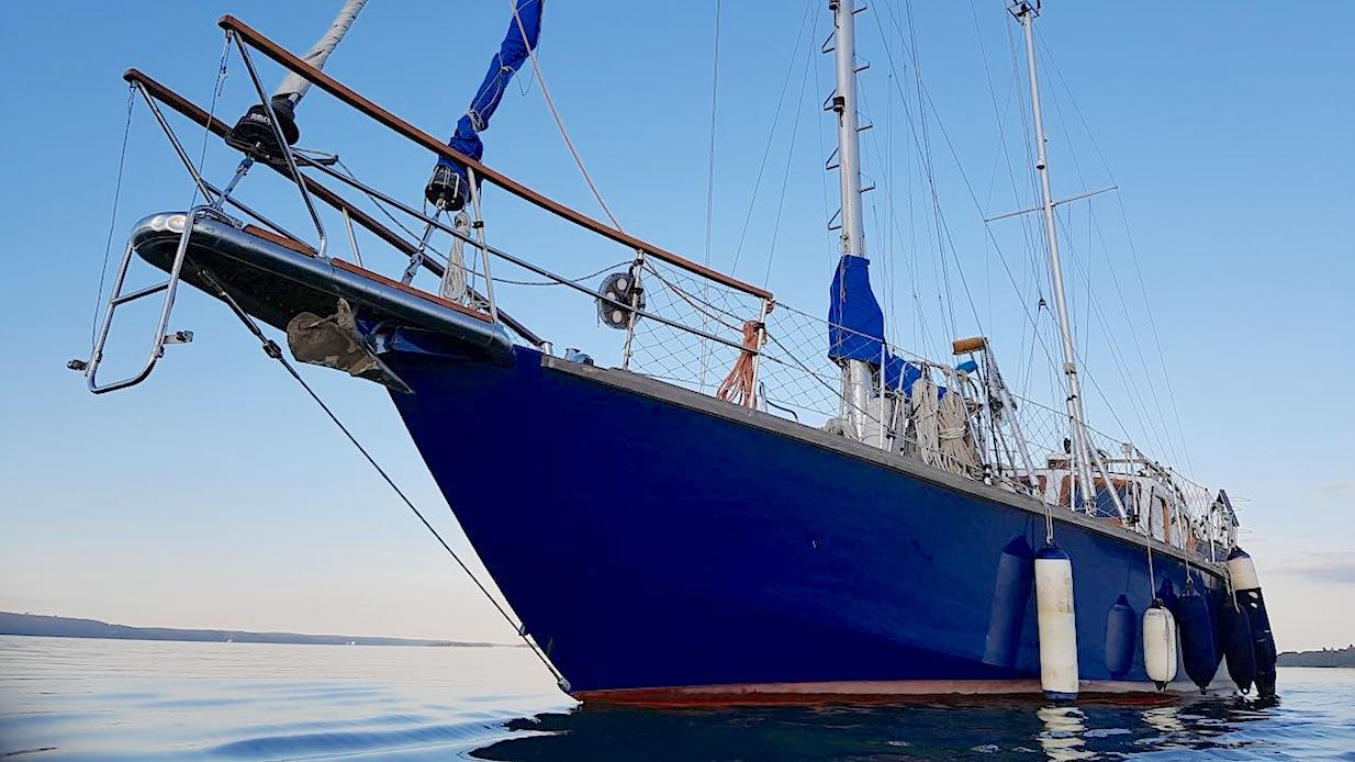Blocket ocean yacht