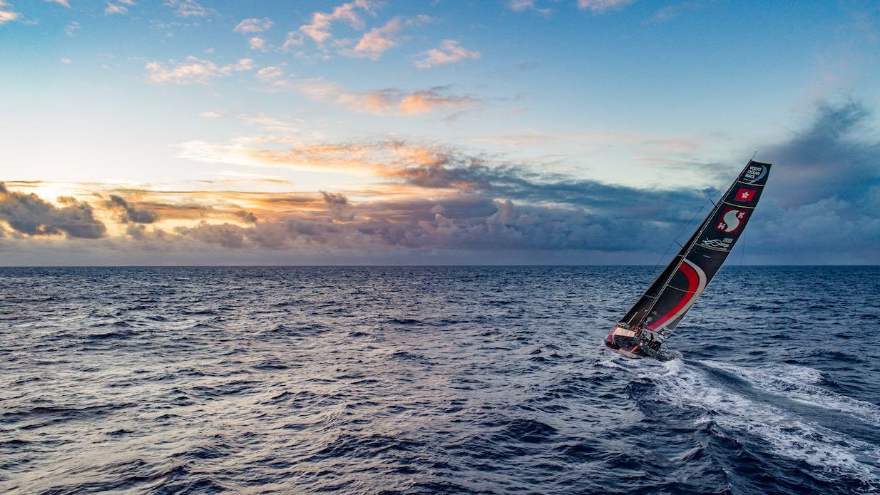 Ocean Race longest leg 4