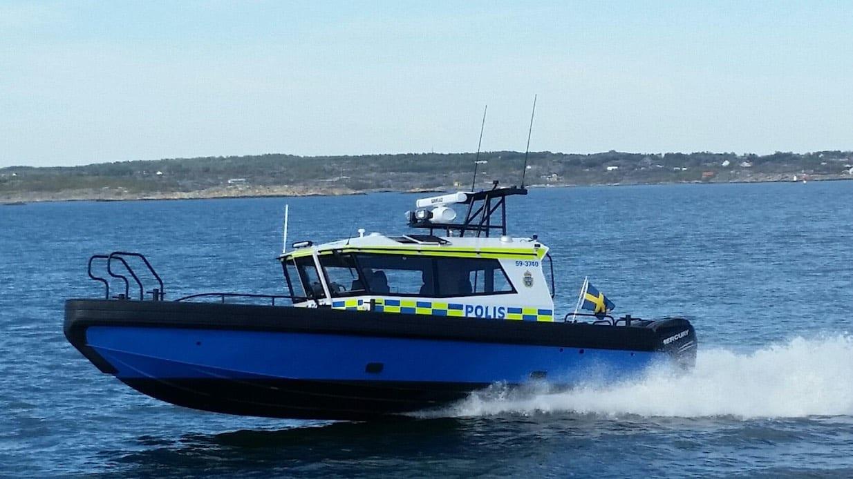 Polisens nya superbåtar!
