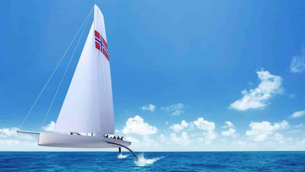 racing_havskappsegling_2018_Studio_kappsegling_Norsk_satsning_mot_Americas_Cup