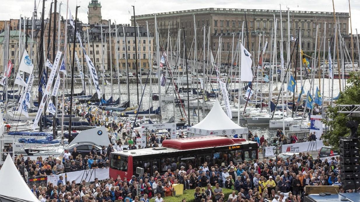 Gotland Runt Af Offshore Race
