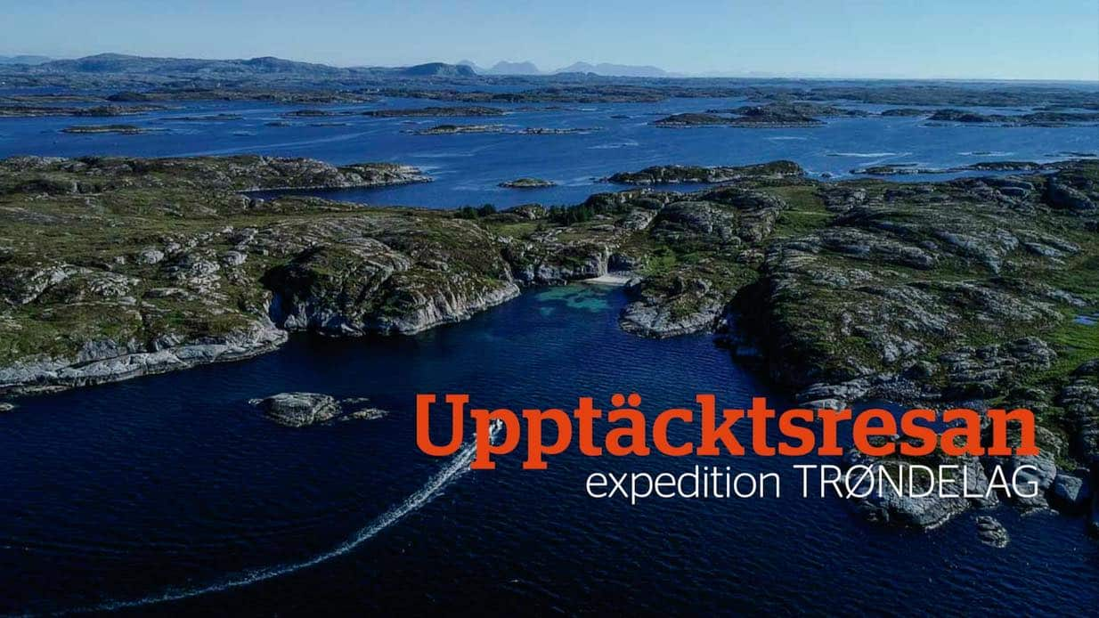 180709 Upptacktsresan Expedition Trondelag puffar1