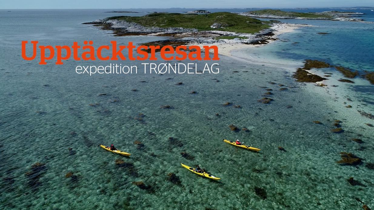 180709 Upptacktsresan Expedition Trondelag puffar 1