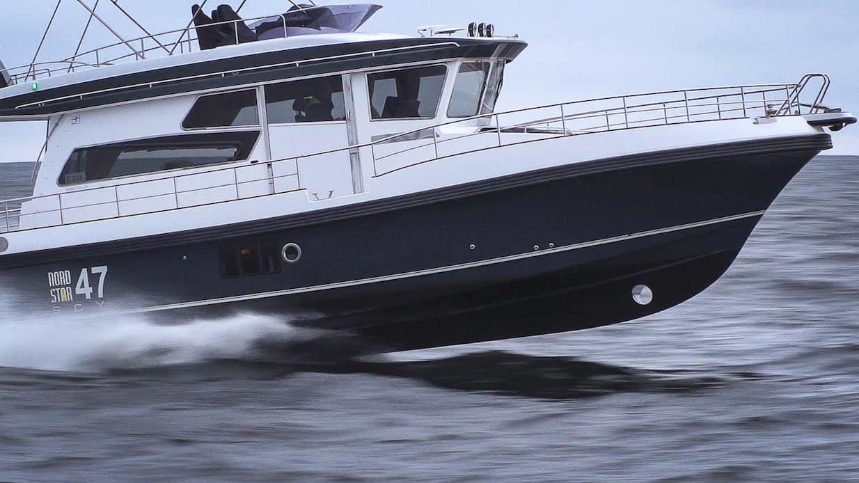 Allvädersbåtar mellan 11 och 18 meter.