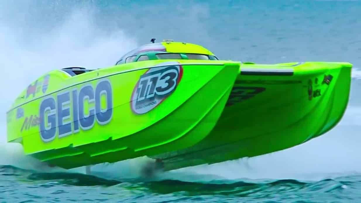 Fastest boat in the world