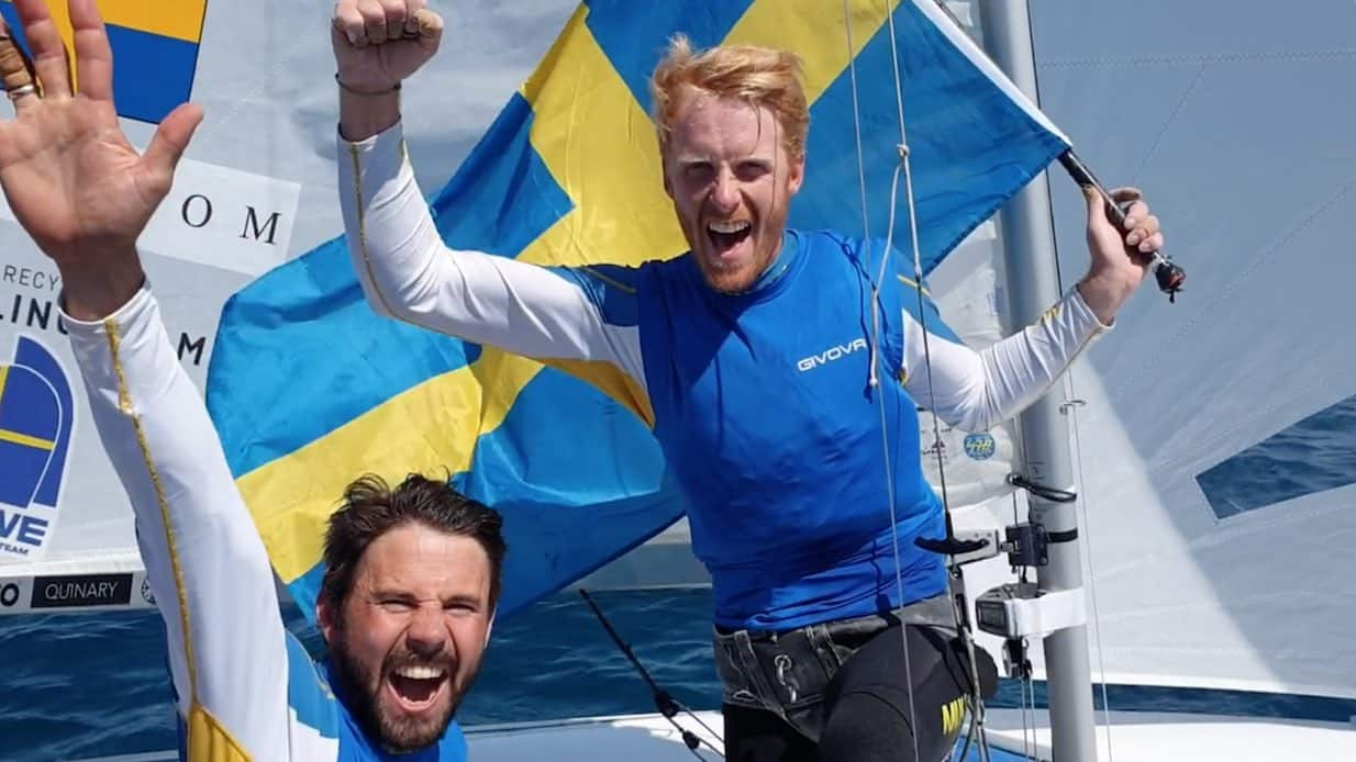 Dahlberg Bergstrom 470 Champions