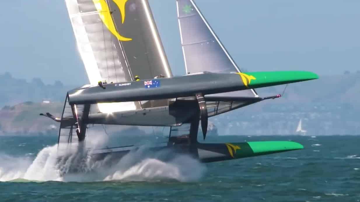 racing_bankappsegling_2019_Sail_GP_San_Fran_3_maj_Foiling_Sail_GP_San_Fran_