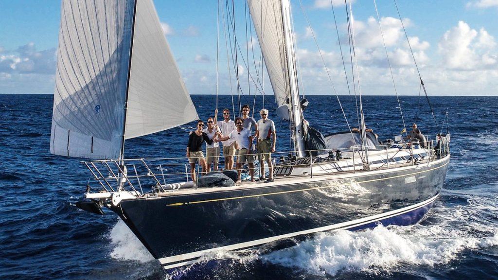 Gurra Krantz berättar om äventyret Över Atlanten