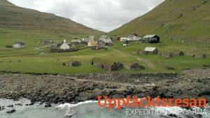 Upptäcktsresan Färöarna.