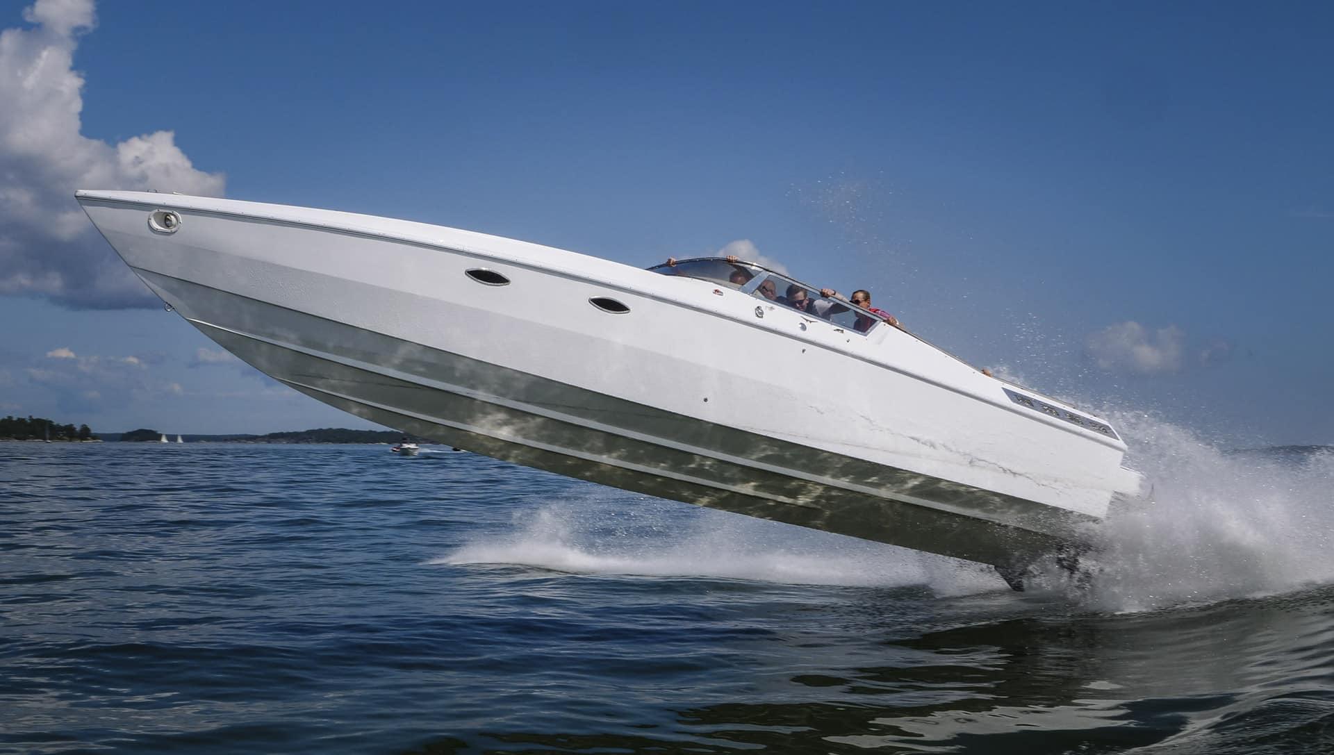 Power Boat Weekend