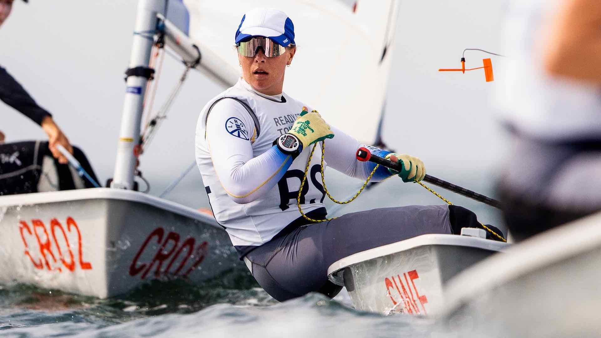 Ready Steady Tokio Sailing 2019. ©PEDRO MARTINEZ/SAILING ENERGY/WORLD SAILING 18 August, 2019.