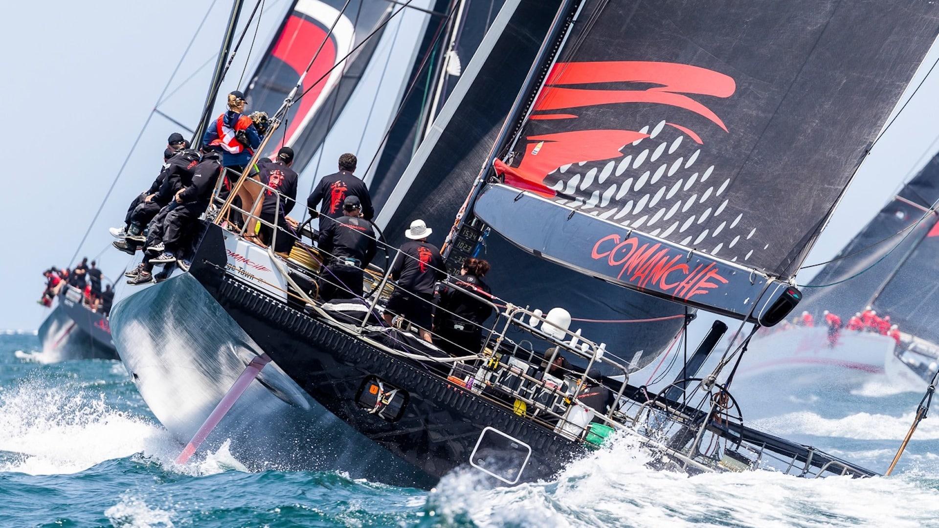 Sydney Hobart1