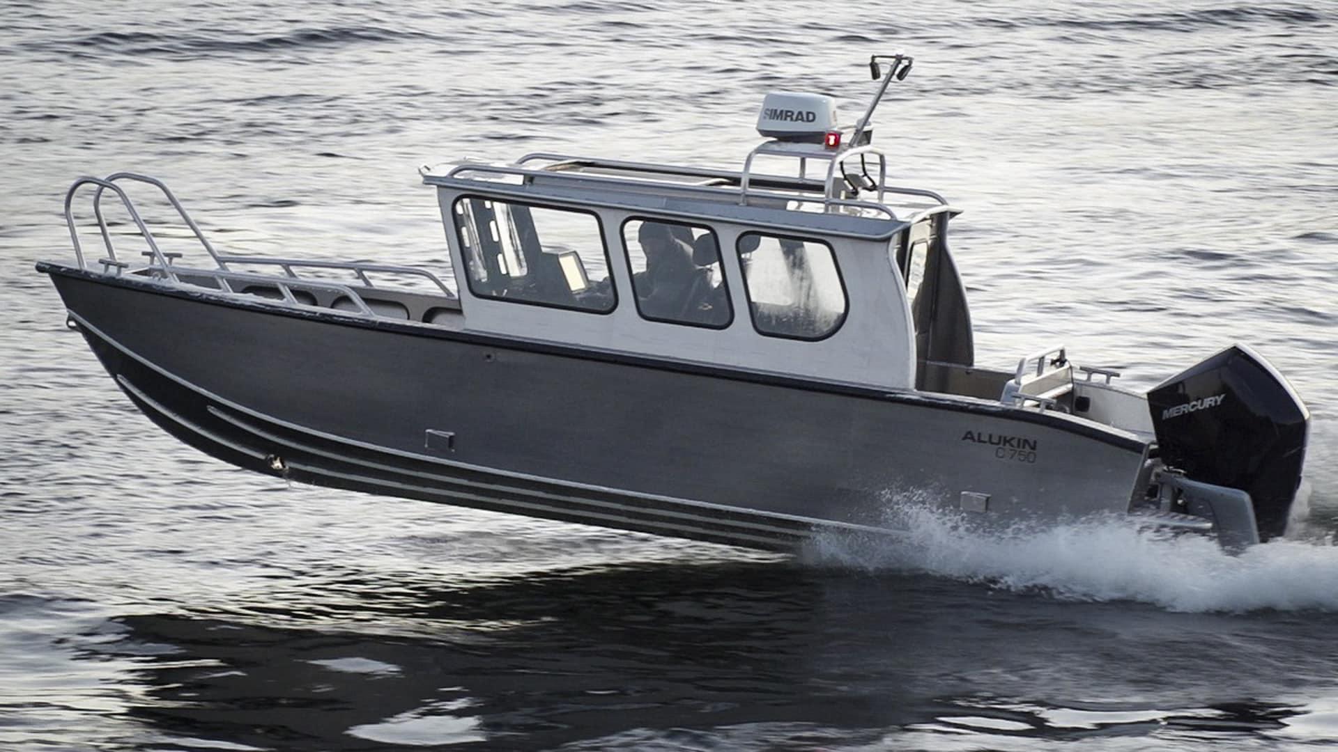 Alukin C750