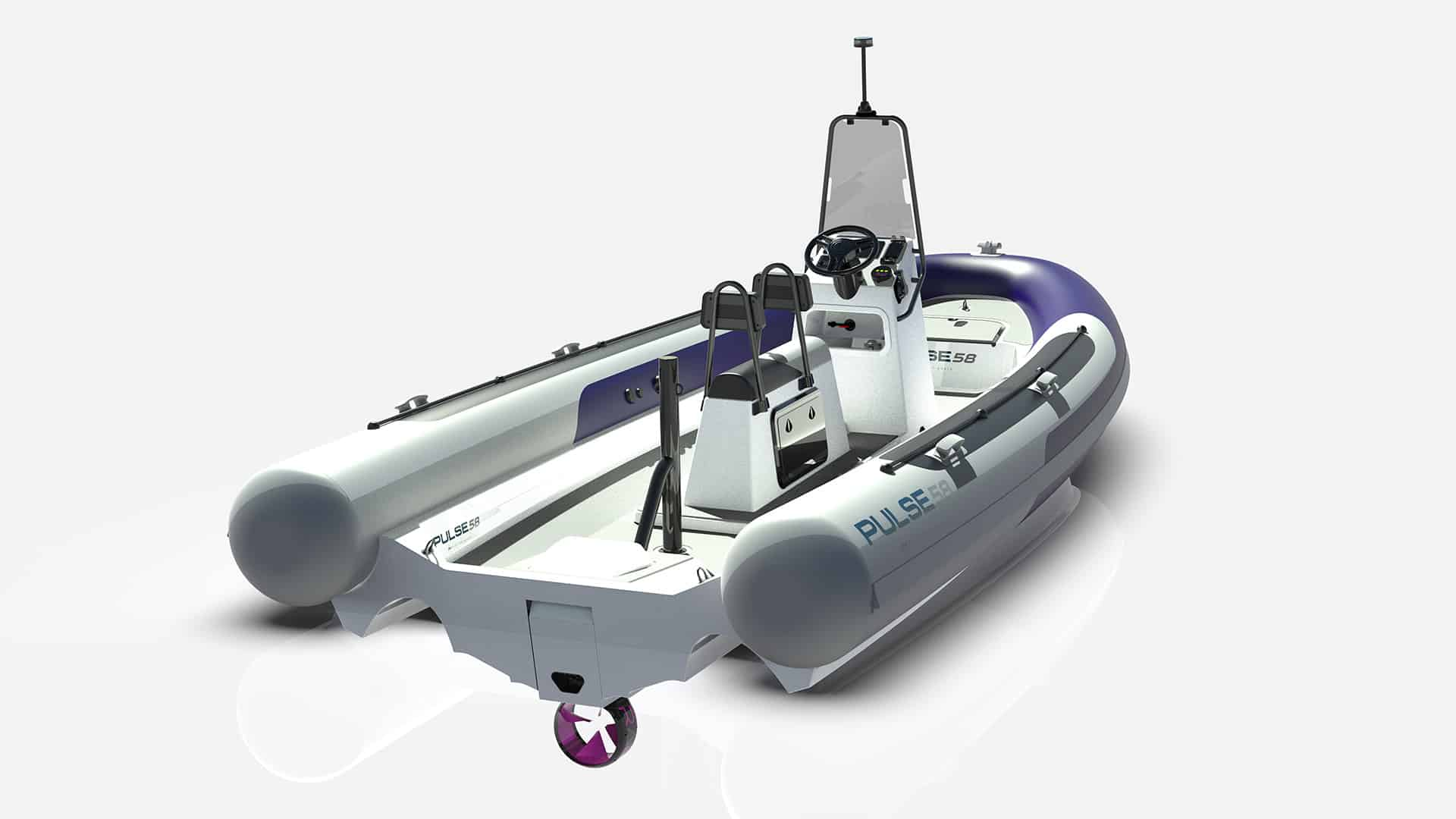 Pulse 58 RS Electric Boats1
